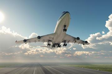 Shuttle Transfer zum Abflugbereich des Flughafens in Madrid