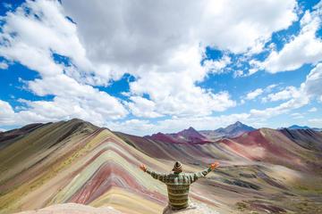 Day Trek to Rainbow Mountain from Cusco