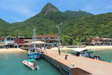 Angra dos Reis and Ilha Grande paradise island by a private speed boat