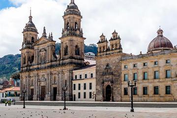 Transfer Arrival and Departure Bogotá