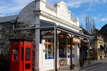 Arrowtown Historical Tour with Lake...