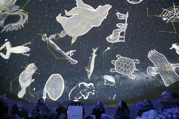 Jasper Planetarium and Stargazing Program