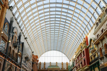 Journée shopping au West Edmonton Mall au départ de Jasper