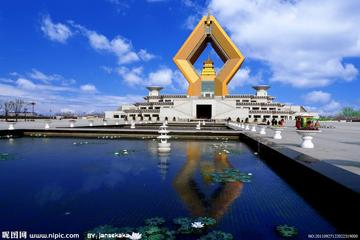 Private Day Tour of Xian Qianling Mausoleum and Famen Temple