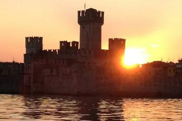 Lake Garda Sunset Cruise from Sirmione with Prosecco