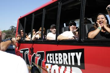 TMZ Hollywood Celebrity Hot Spot Tour...