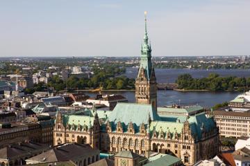 Escursione a terra ad Amburgo: tour panoramico della città
