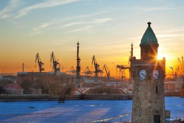 Excursión por la costa de Hamburgo...