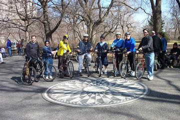 Central Park and Harlem Bike Tour