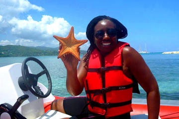 Montego Bay Self-Drive Mini Boat Snorkeling Tour