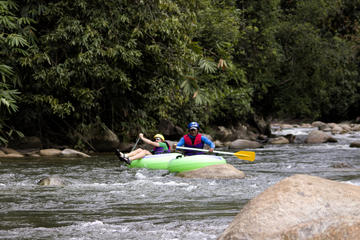 2-Hour Water Tubing Experience at Kampar River From Gopeng