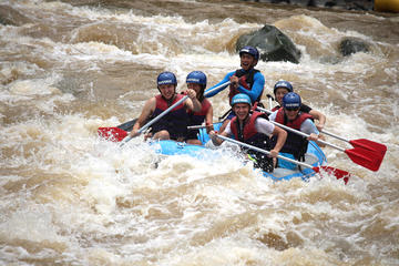 Full-Day Padas River White Water Rafting Grade III-IV from Kota...