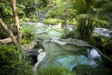 Full-Day Wareebak Hot Spring Spa: Kinnaree Long Song in Krabi