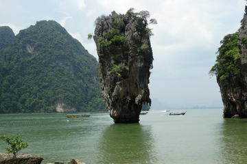 One day James Bond Island and Sightseeing