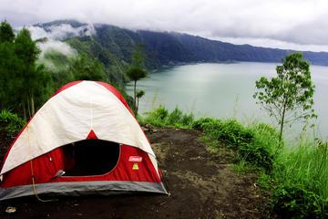 Bali Private Driver: Bali Camping Caldera Batur all included