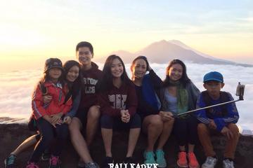 Mount Batur Sunrise Trekking Guide with Breakfast and Natural Hot Spring