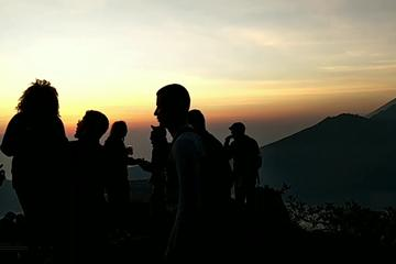 Mount Batur Volcano Sunrise Trekking with Hot Spring and 30 Minutes Massage