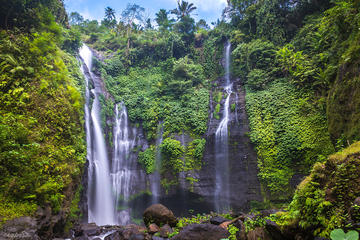 Sekumpul Waterfall Jungle Trekking With Lunch And All Ticket Included
