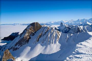 Como o Monte Viagem de um dia durante o inverno para o Monte Pilatus...