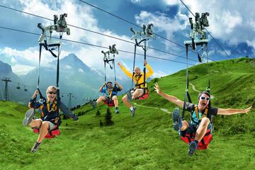 Eventyr til toppen af Mt First fra...