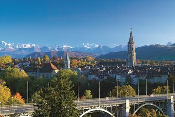 Excursión de un día a Berna desde Lucerna, con visita a una vaquería...