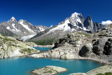 Excursión de un día en grupo por los Alpes suizos desde Lucerna