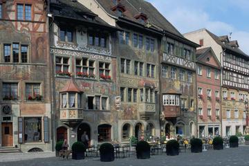 Excursion d'une demi-journée aux chutes du Rhin et à Stein am Rhein...