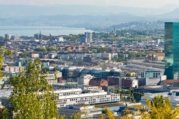 Excursion d'une demi-journée à Zurich incluant le magasin d'usine...