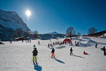 Excursion d'une journée de ski pour...