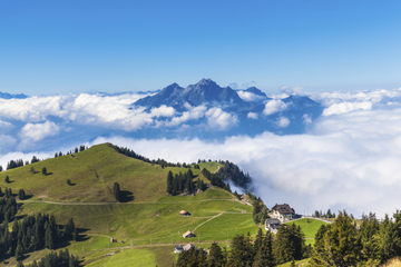 Excursion de 2 jours dans les Alpes au départ de Zurich : le Mont...
