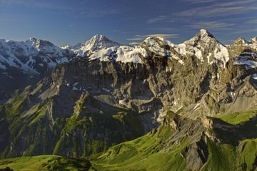 Gita giornaliera autonoma nella regione dell'Oberland Bernese e dello