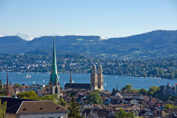 Höhepunkte von Zürich