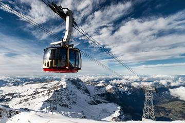 Halvdagstur fra Luzern til det evig snødekte fjellet Titlis