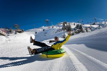 Monte Titlis con experiencia de esquí...