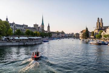 Offre combinée: visite des sites de Zurich, des chutes du Rhin et de...