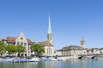 Private Tour: Rundgang durch Zürich