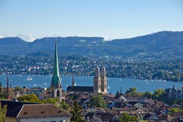 Recorrido por los lugares más importantes de Zurich