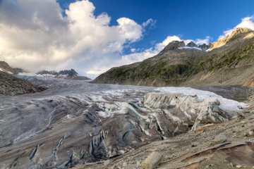 Tour d'une journée dans les Alpes suisses en petit groupe au départ...