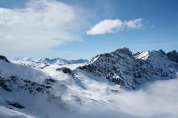 Tour invernale di 2 giorni da Zurigo: Monte Pilatus e Monte Titlis