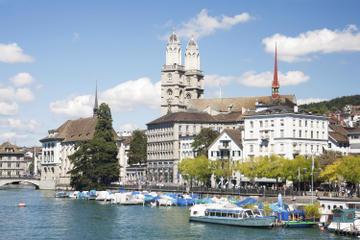 Tour privato: Attrazioni turistiche della città di Zurigo
