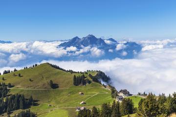 Två dagars alprundtur från Zürich: Bergen Pilatus och Titlis