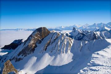 Viagem de um dia durante o inverno para o Monte Pilatus, saindo de...