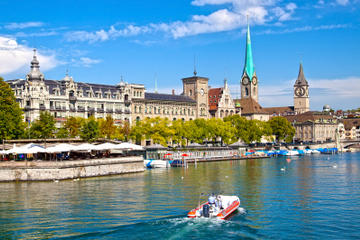 Zurich Super Saver 1: Best of Zurich City Tour including the Lindt...