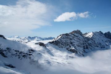 Zweitägiger Ausflug im Winter ab Zürich: Pilatus und Titlis