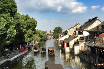 All Inclusive Private Xitang Water Town and Shanghai City Sightseeing Combo Tour