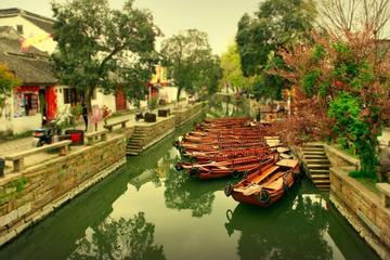 All Inclusive Tongli and Xitang Water Town Discovery Private Tour