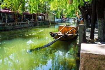 All Inclusive Tongli Water Town Private Day Tour with Boat Ride and...