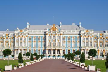 Excursión por la costa de San Petersburgo: Tour por la residencia...