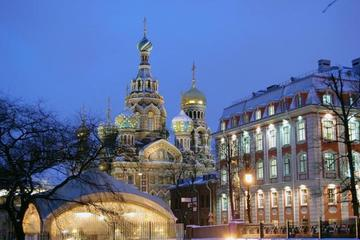Gran Tour de San Petersburgo