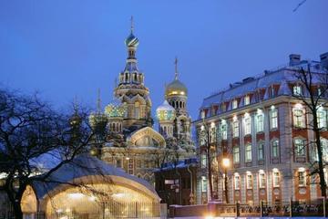 Grande excursão em São Petersburgo